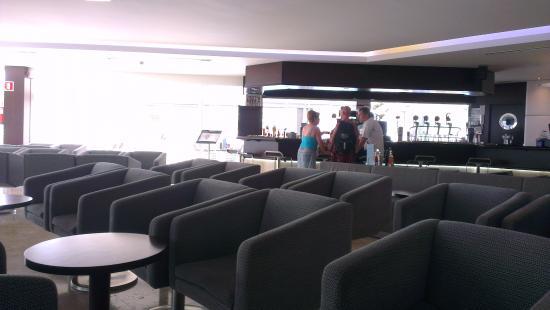 Hotel Son Matias Beach: bar lounge
