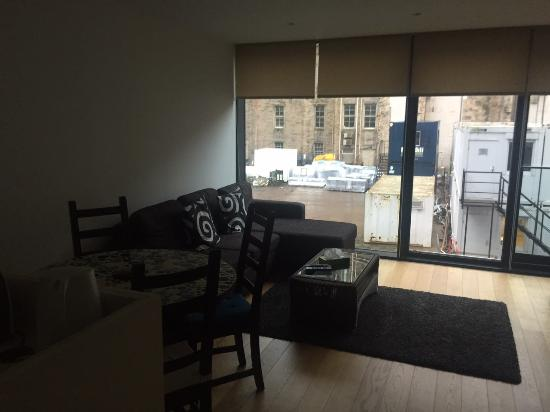 Scotia Grand Residence - Quartermile Apartments: Nice view ?
