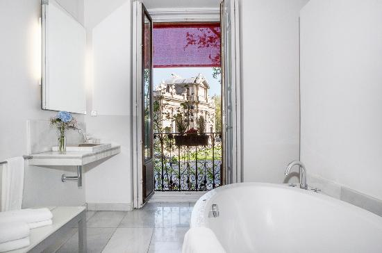 Hotel hospes puerta de alcala updated 2018 reviews price comparison madrid spain - Hotel hospes puerta de alcala ...