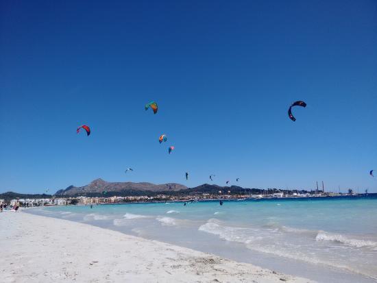 photo0.jpg - Picture of Playa de Alcudia, Port dAlcudia - TripAdvisor