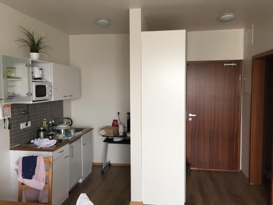 Копавогюр, Исландия: North Star Apartments