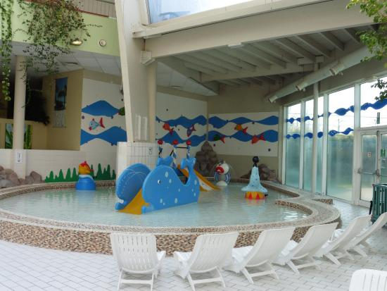 Cottage exclusive 4 personnes photo de sunparks for Sunpark piscine oostduinkerke
