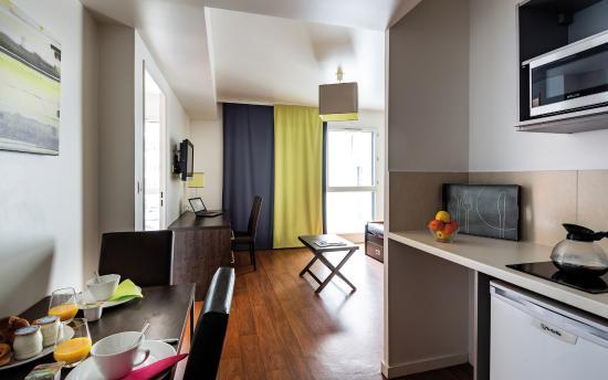 Aparthotel Lagrange Vacances Paris Boulogne Boulogne Billancourt
