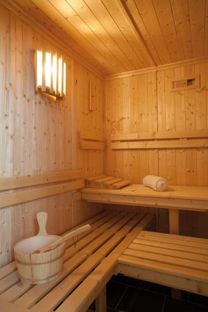 Lagrange City Apart'Hotel Paris Boulogne: Lagrange Vacances Sauna