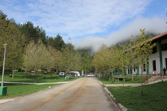 Isaba, Испания: entrada