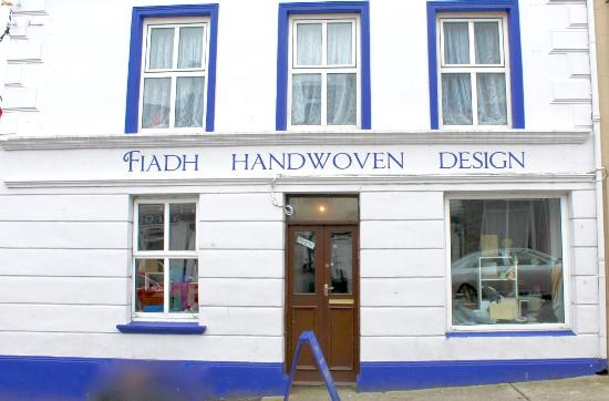 Fiadh Handwoven Design