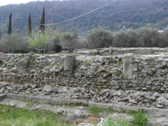 Nemi, Italia: Tempio