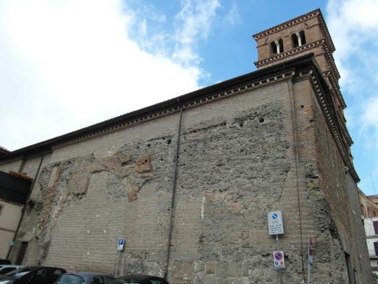 Albano Laziale, Italie : Chiesa