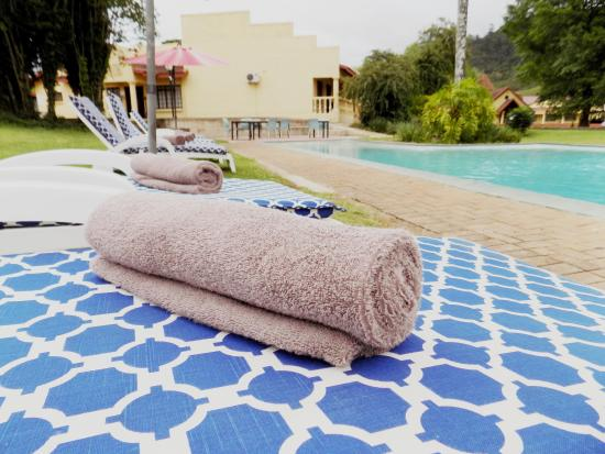 Sabie, Νότια Αφρική: Swimming Pool