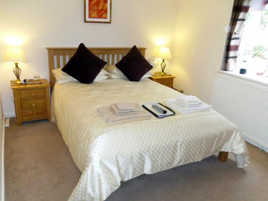 The Meadows Bed and Breakfast Lyndhurst: Superior Suite King Bed