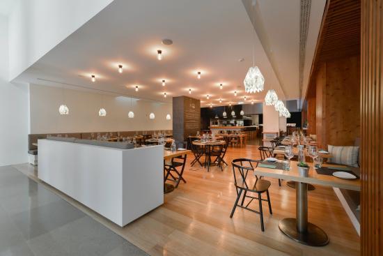 Inspira Santa Marta Hotel: Open Brasserie Mediterrânica