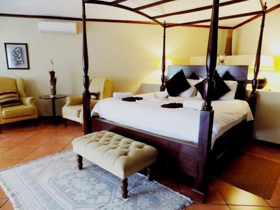 ซาบี, แอฟริกาใต้: Honeymoon Suite