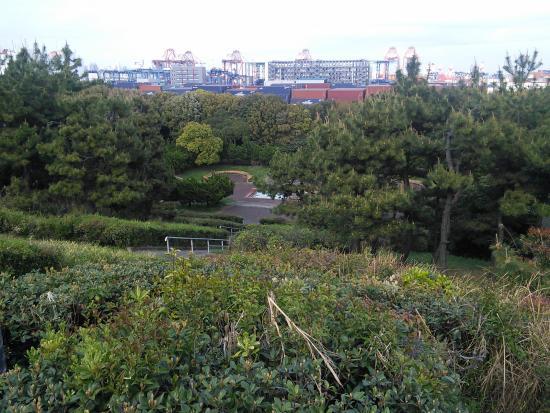 Minatogaoka Futo Park