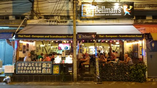 Bellmans Restaurant