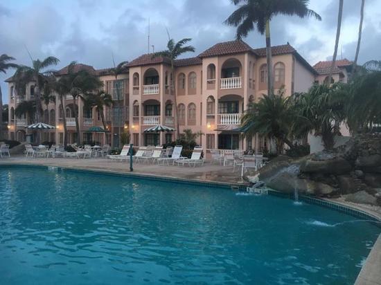 Foto de Caribbean Palm Village Resort