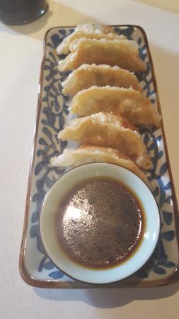 Michie Sushi : Gyoza