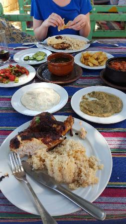 Nubian Restaurant: 20160414_135539_large.jpg