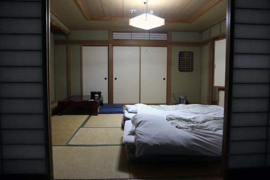 Wakamiro : Habitacion tradicional del hotel