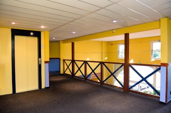 Hôtel Altica Anglet : Intérieur de l'hôtel