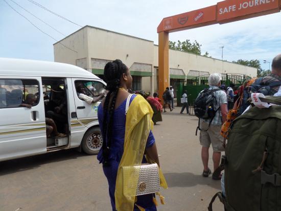 Banjul Division, Gambia: Banjul - Barra ferry