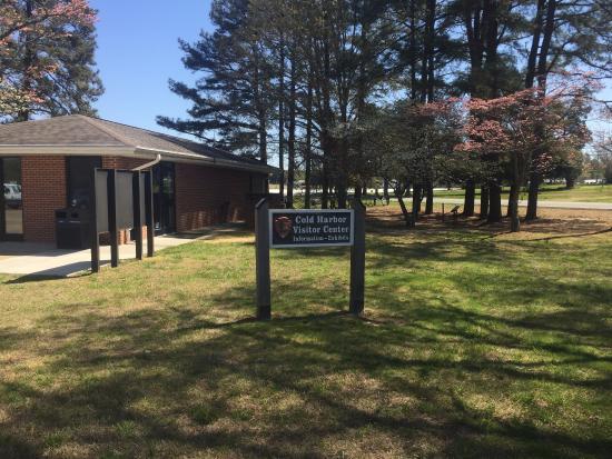 Mechanicsville, VA: Visitor's Center