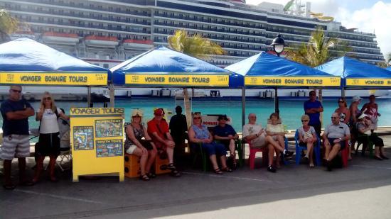 Kralendijk, Bonaire: voyager for all your tours