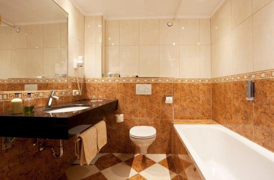 Sporthotel St. Anton: Badezimmer