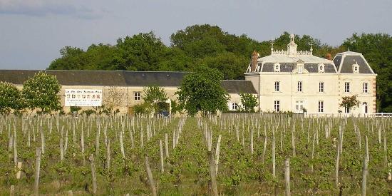 Azay-le-Rideau, Fransa: Arrivée au domaine