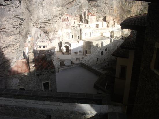 Sumela Monastery: sümela manastırı