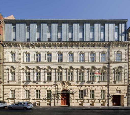 Mamaison Residence Izabella Budapest: Exterior