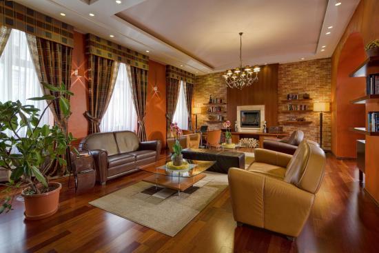 Mamaison Residence Izabella Budapest: Lobby
