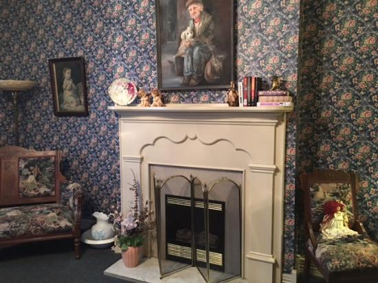 Glen Dale, เวสต์เวอร์จิเนีย: Grisell Room