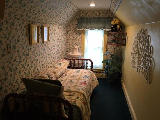 Glen Dale, Западная Вирджиния: Herron Room