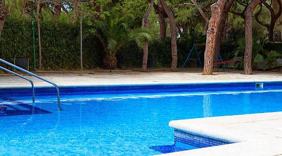 MedPlaya Hotel Monterrey : Piscina
