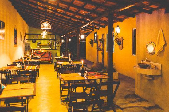Pizzaria e Restaurante Casa da Maria Amelia