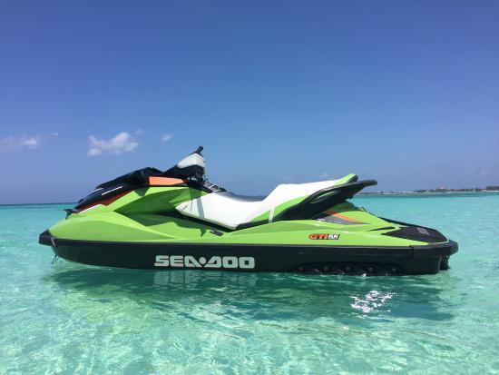 Cayman Daily Jetski Rentals