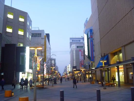 Asahikawa Heiwa Street Shopping Park