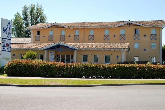 Hôtel Altica Périgueux Boulazac: Vue extérieure