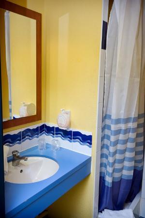 Hôtel Altica Périgueux Boulazac: Salle de bain