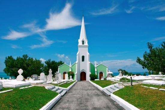 Hamilton, Bermudas: St. James Church