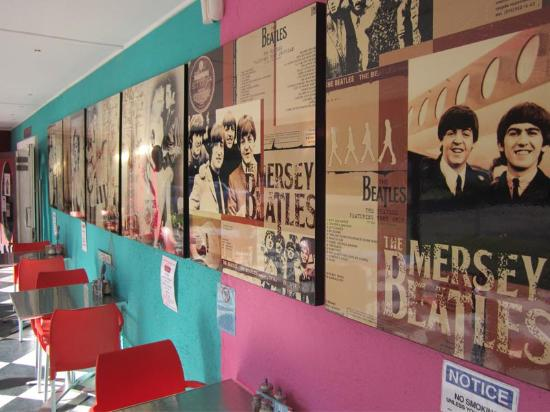 Marilyn S 60 Diner More Wall Art At The