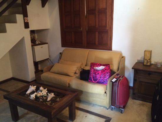 Posada Albacora: suite