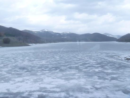 Minamifurano-cho, Nhật Bản: 凍結