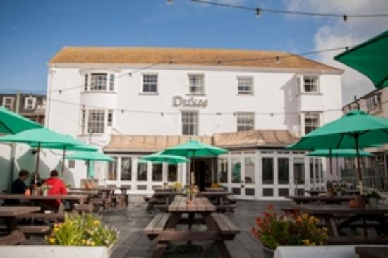 Proper Sunday Lunch Review Of Dukes Sidmouth England Tripadvisor