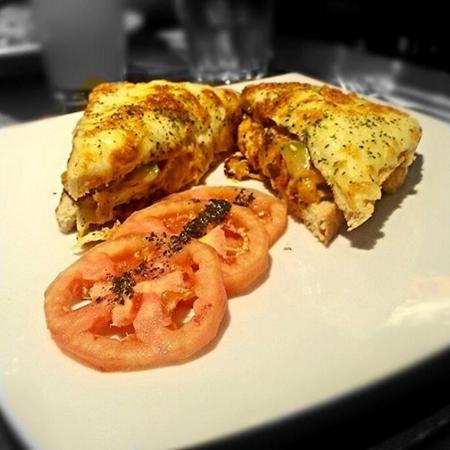 Patio del Ekeko : Mozzarella Vegetariano