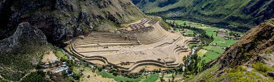 La Guaira, Venezuela: INCA TRAIL TO MACHU PICCHU