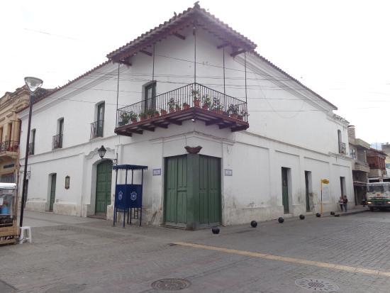 Museo de la Ciudad - Casa Hernandez