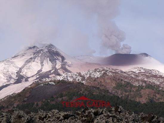 Viagrande, إيطاليا: Etna - Crateri sommitali