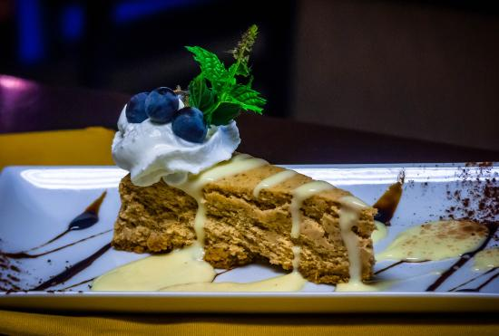 Allegra Restaurant : Cheesecake