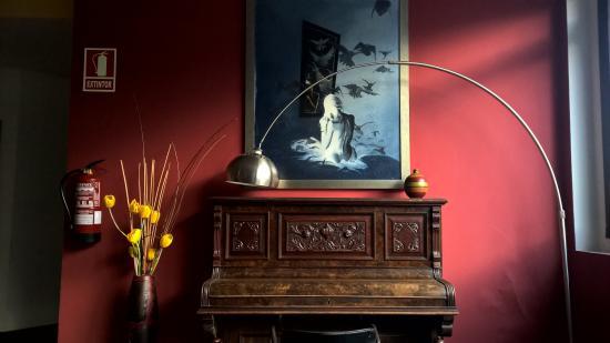 Mondariz, İspanya: Piano